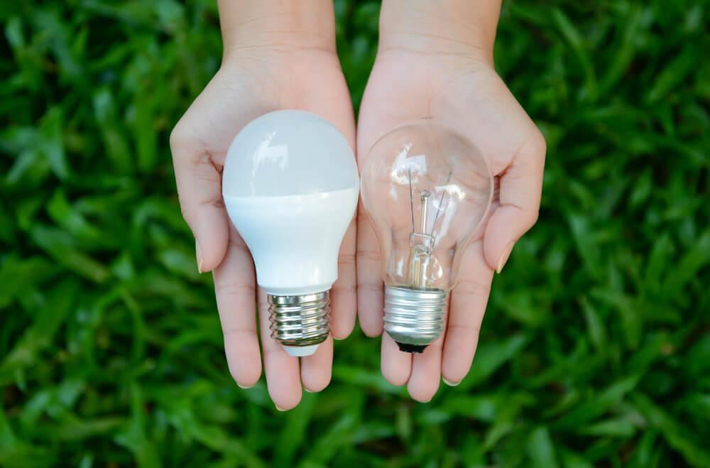 Ventajas de la iluminación LED.