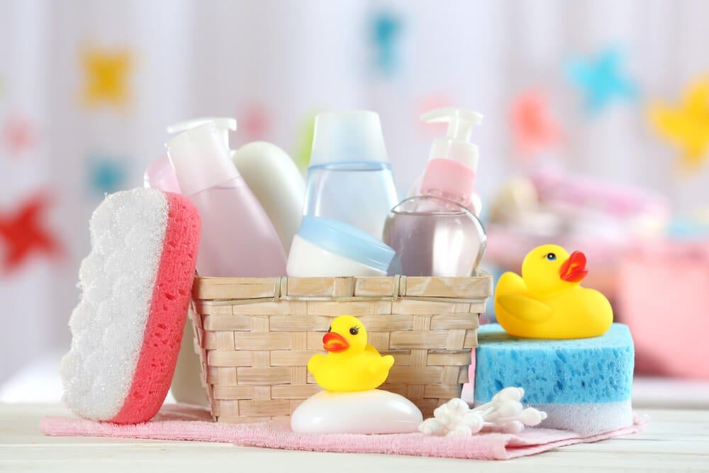 Objetos para adaptar el baño a los niños