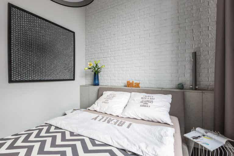 Cómo ahorrar espacio en habitaciones de reducido tamaño