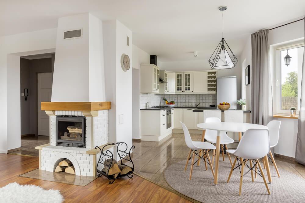 Ampliar los espacios en casa tirando los tabiques