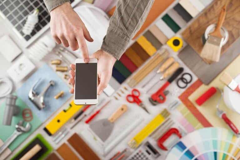 Aplicaciones para decorar tu casa