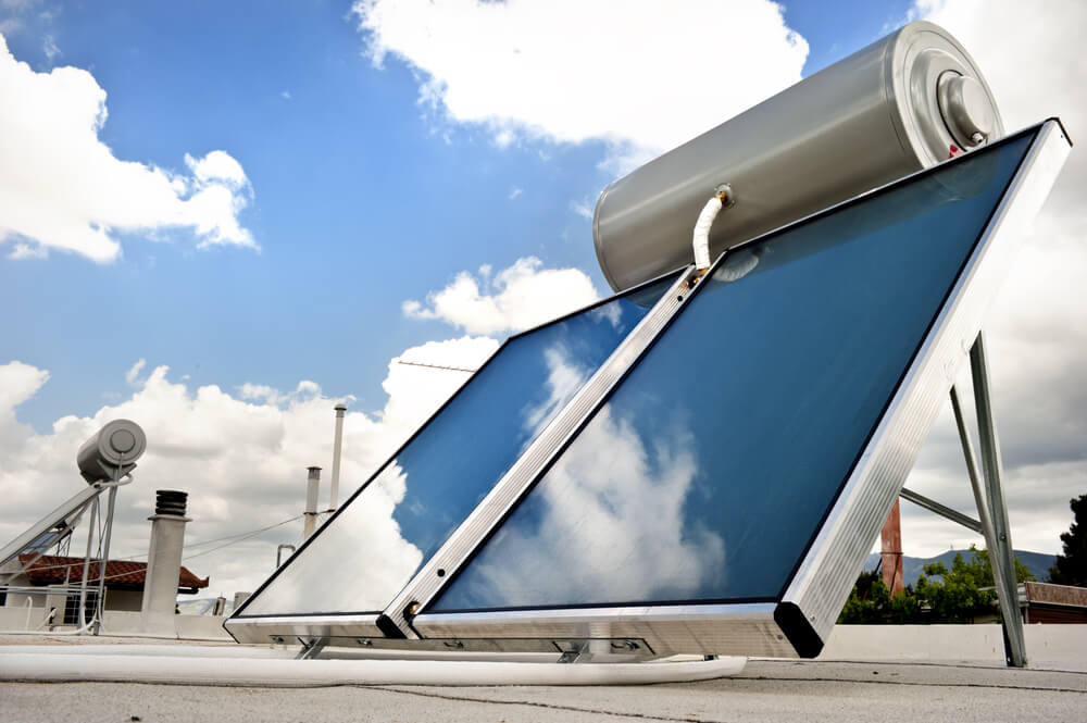 Calentador de agua solar: ¿ecológico y económico?