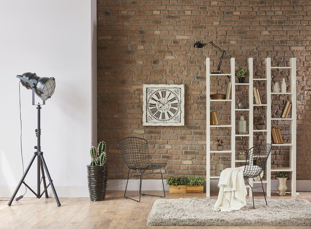 Ideas de decoración para casas con ladrillo visto