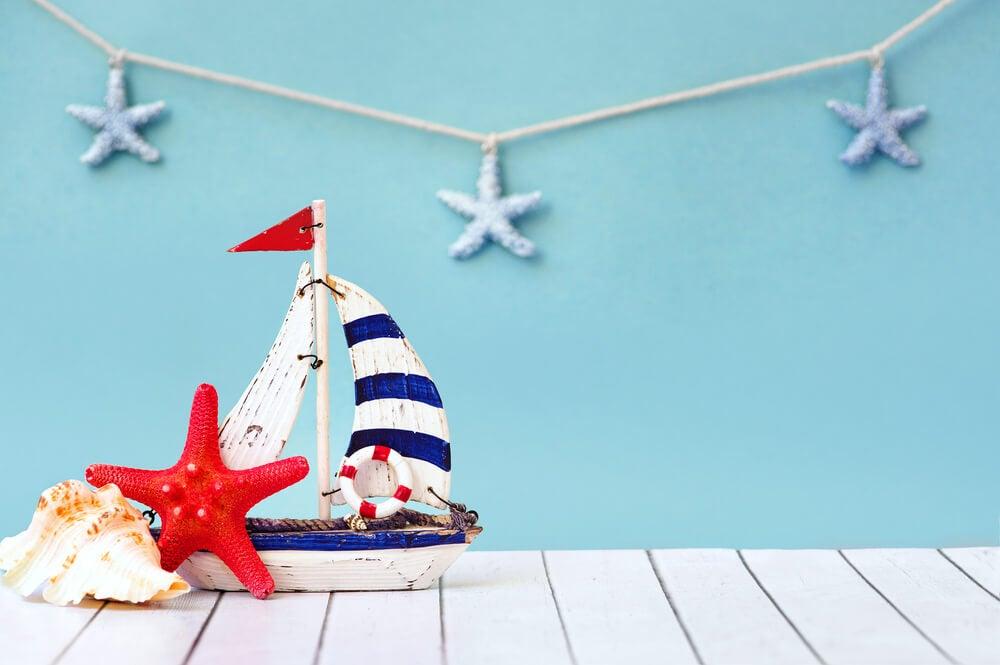 Ideas de estilo náutico para poner tu casa a punto en verano