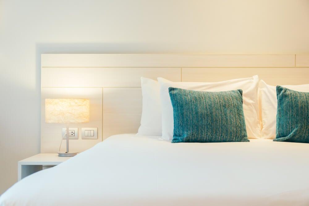 Prepara una preciosa habitación de invitados