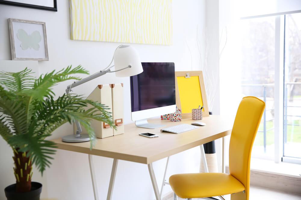 Teletrabajo, crear una oficina en el hogar