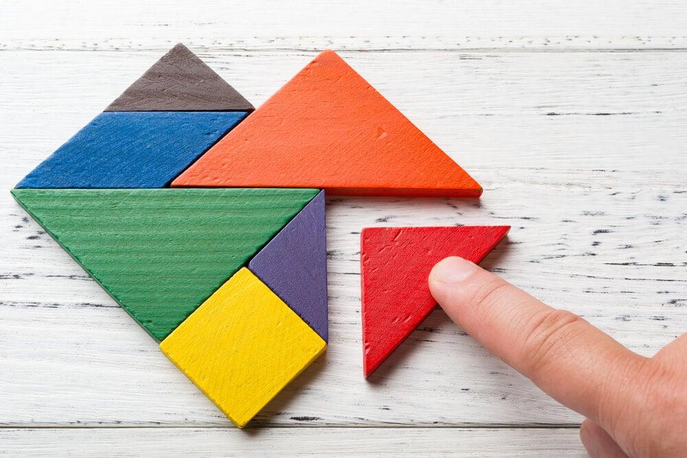 Ideas para decorar con rompecabezas
