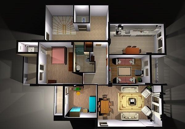 Aplicación Home Design.