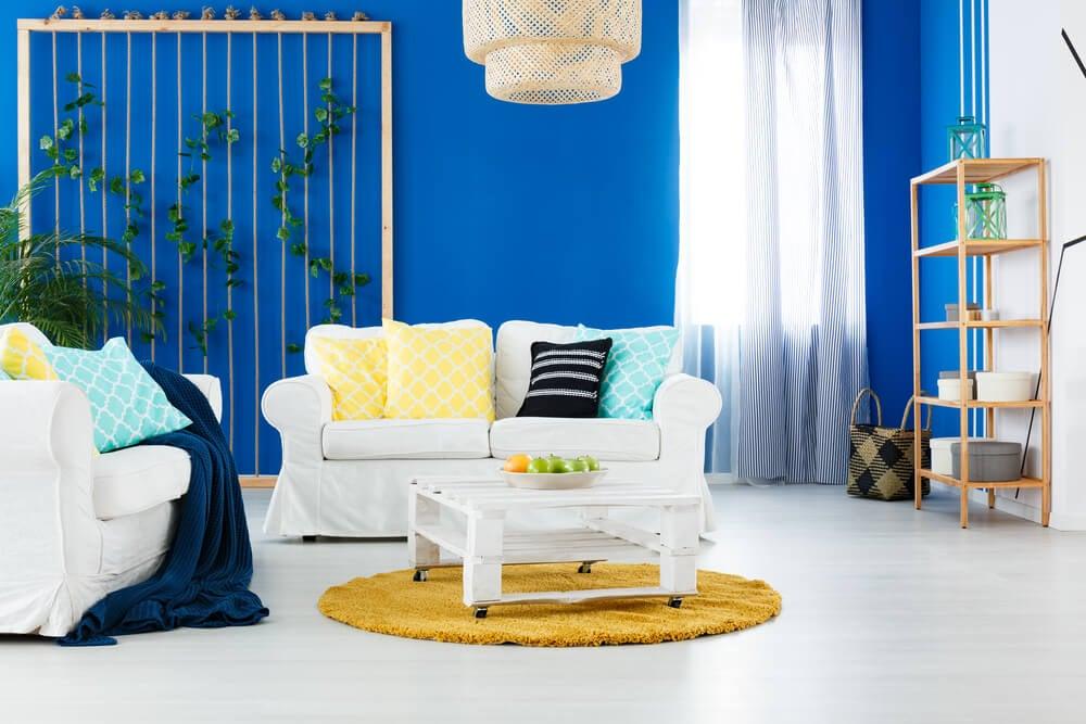Ideas para pintar el salón en 2019