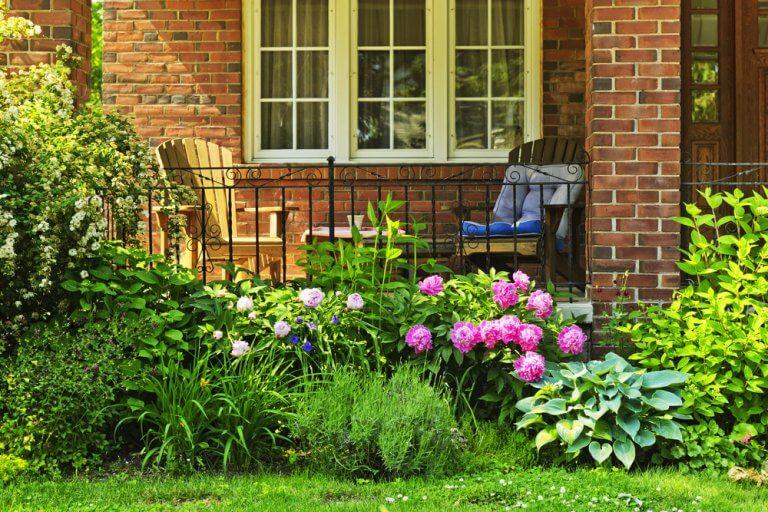 Ideas para decorar tu jardín low cost