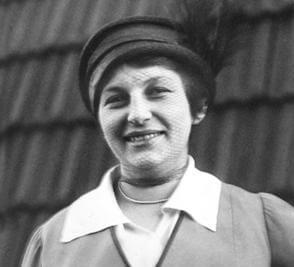 Lilly Reich.