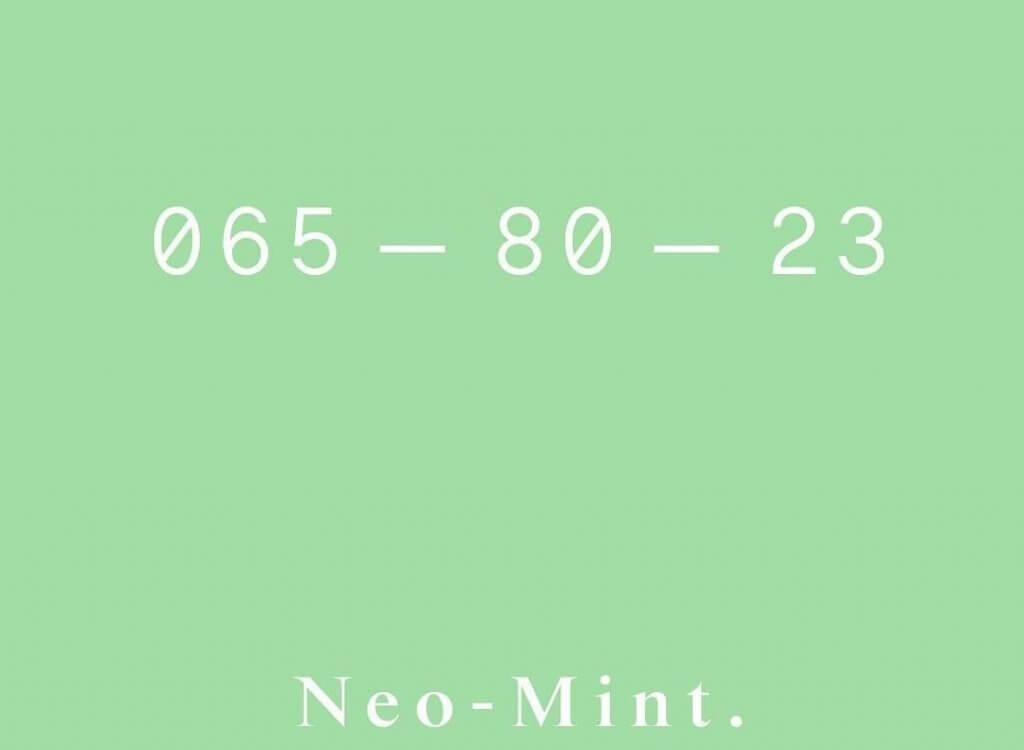 Neo Mint.