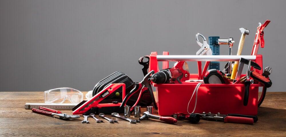 Cómo organizar las herramientas en casa