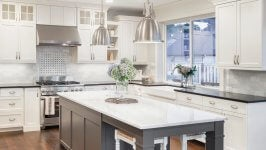 Renovar la cocina sin obras.