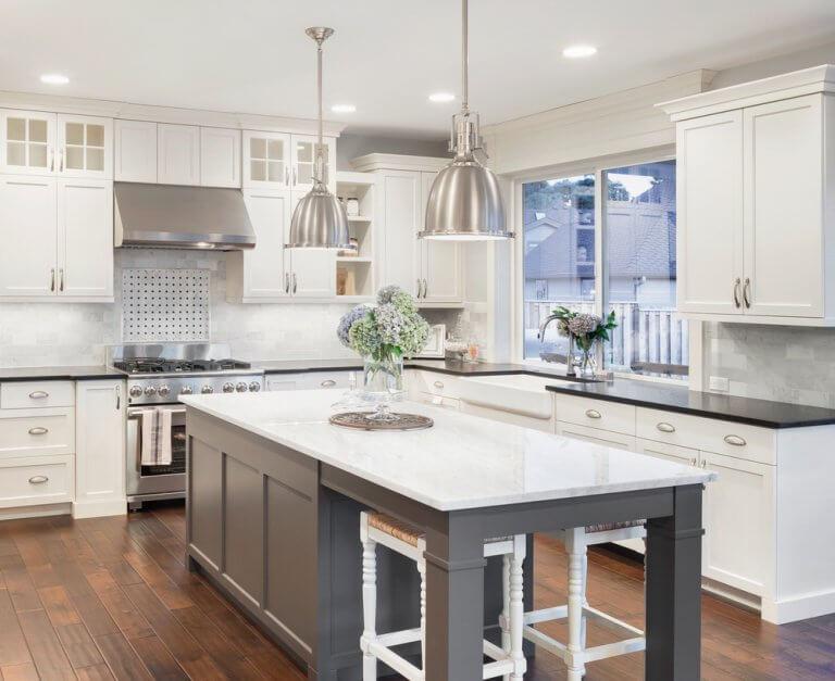 Cómo renovar la cocina sin obras