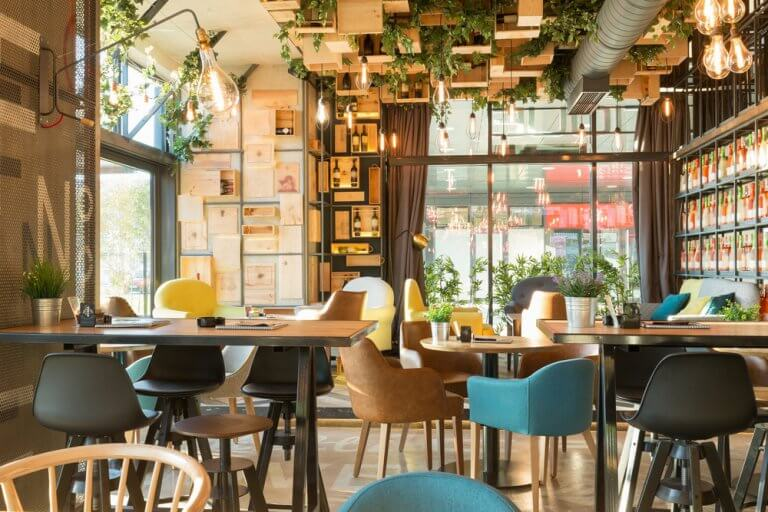 5 restaurantes con la mejor decoración del mundo