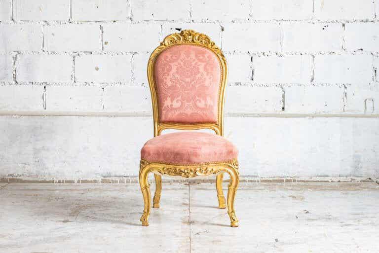 Los diferentes estilos de sillas clásicas y sus nombres II