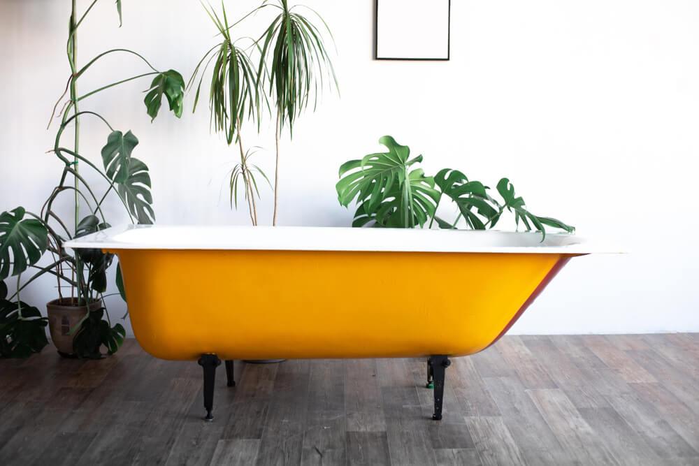 Bañeras, objetos icónicos del diseño de interiores