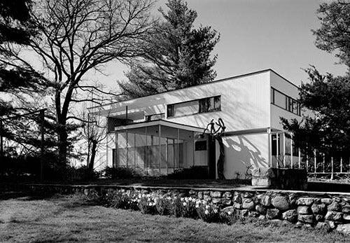 Casa Gropius.