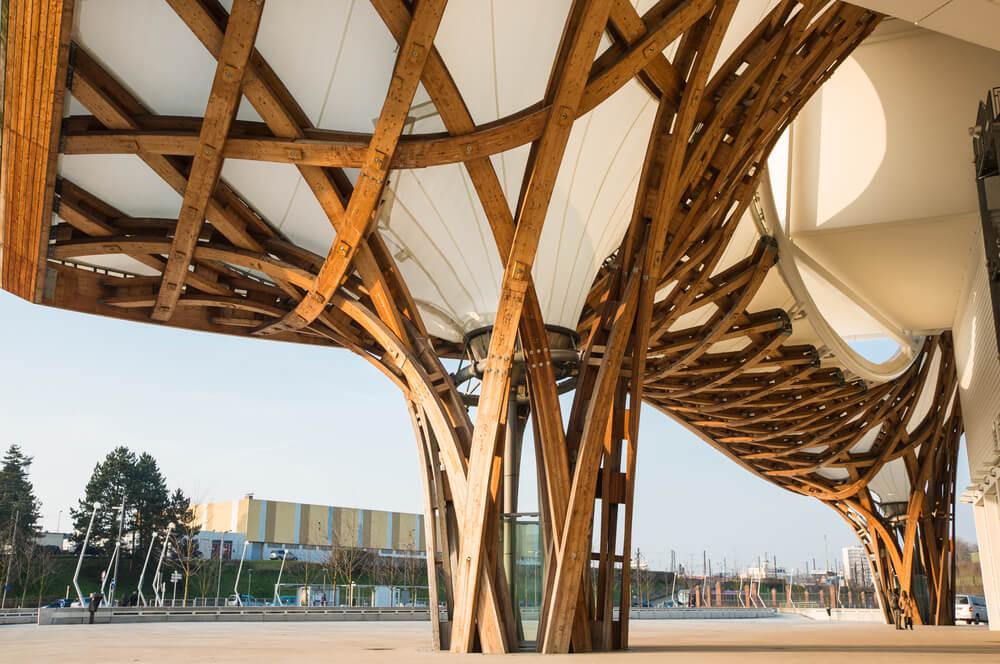 La arquitectura de cartón de Shigeru Ban