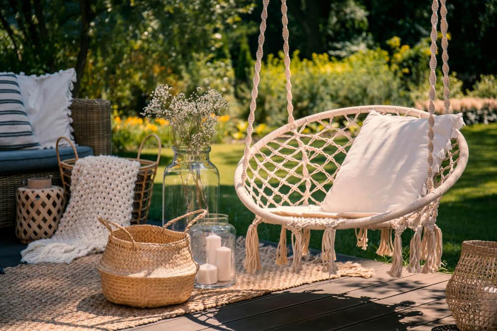 Dale un aire chill out a tu terraza