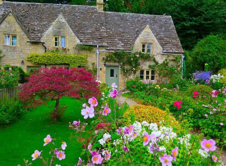 Cómo conseguir el estilo British cottage en casa