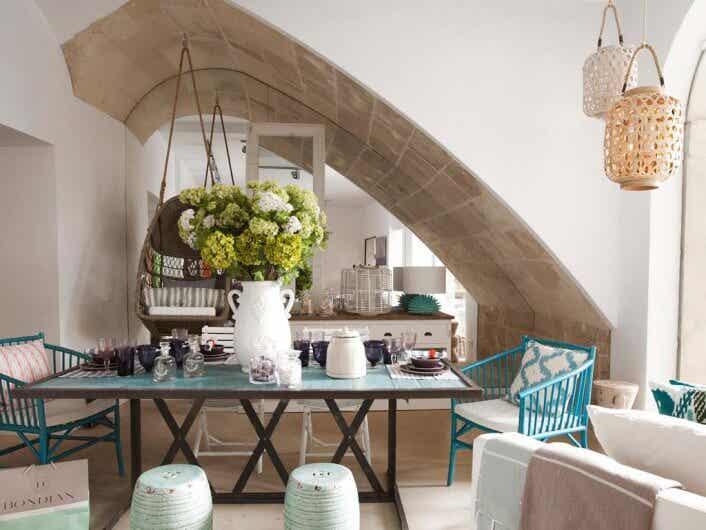 Diseño de interiores con nombre propio: Diana Huete