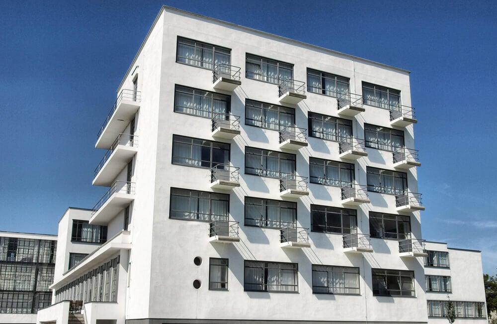 El estilo Bauhaus en la arquitectura