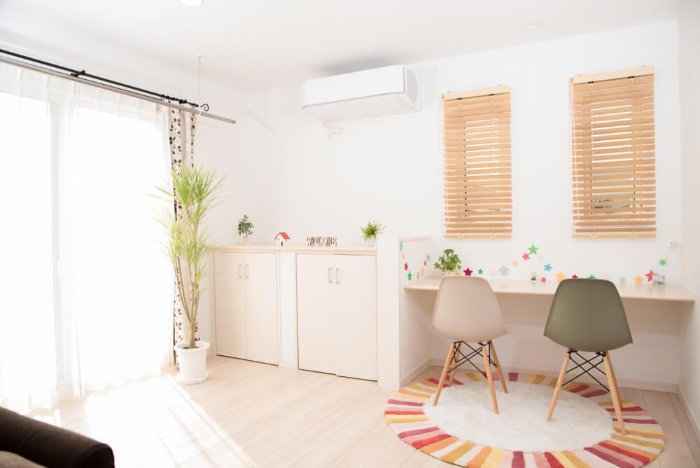 ¿Cómo ocultar el aparato de aire acondicionado?