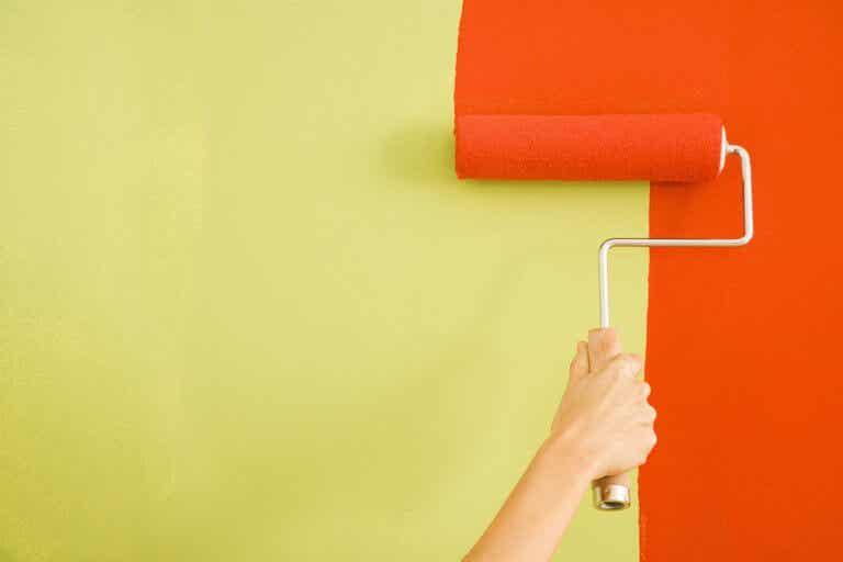 Fórmulas rápidas y sencillas para pintar las paredes