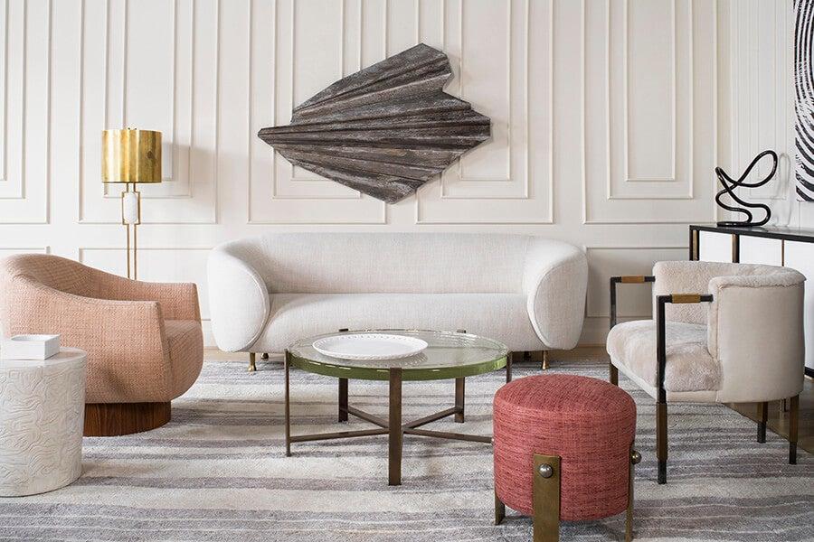 Los diseños de interiores de Kelly Wearstler