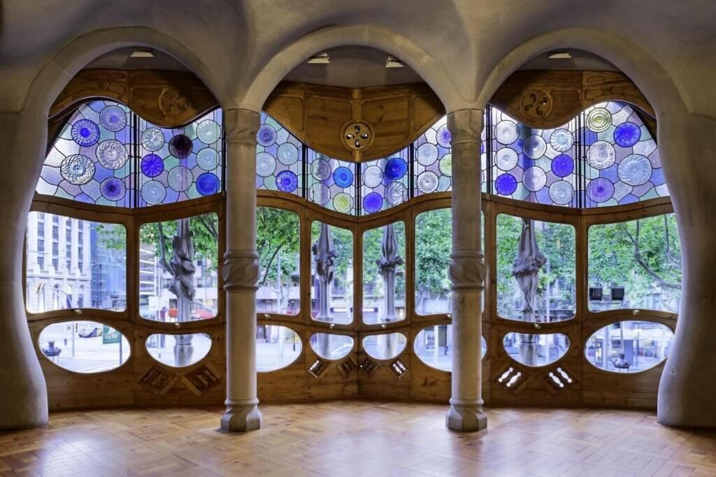 Conoce los diseños de interior de la Casa Batlló