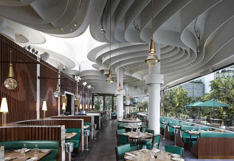 Diseño de interiores con nombre propio: David Collins