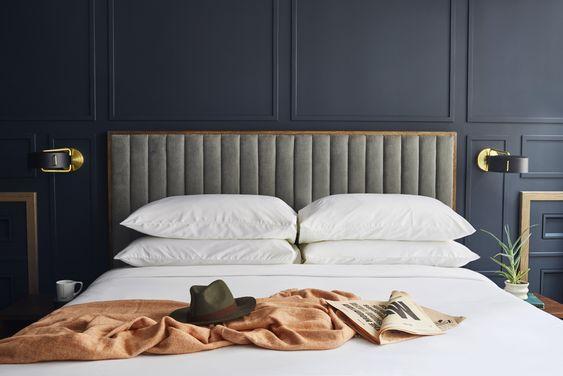 Dormitorios art déco: déjate invadir por el glamur