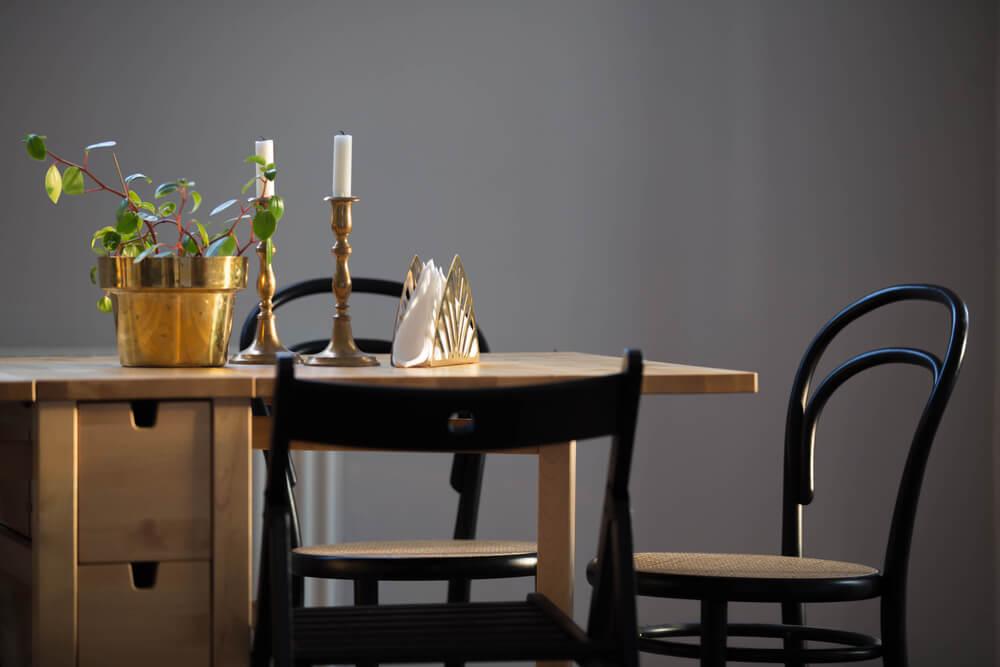 La silla Thonet: la curva y el dinamismo