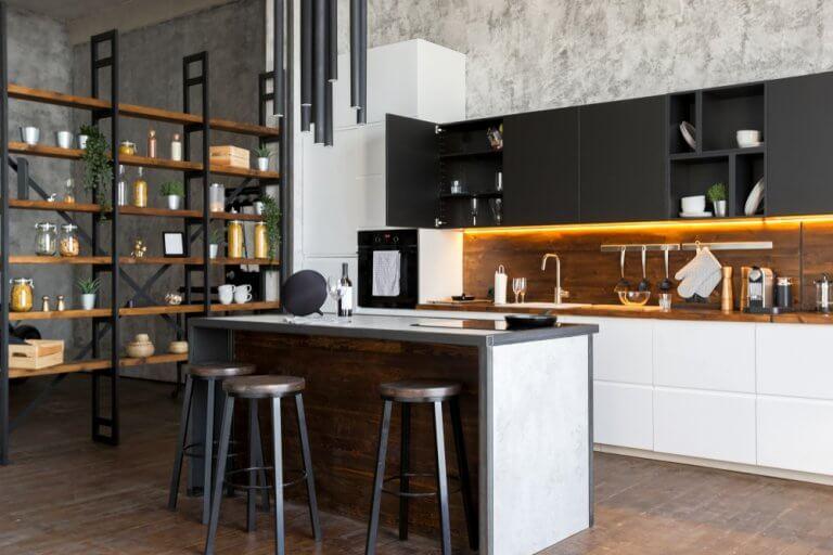 Dimensiones en la cocina para disfrutar mejor del espacio