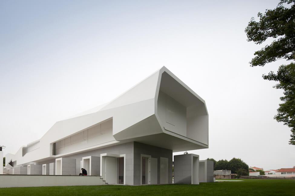 Edificio de Álvaro Siza.