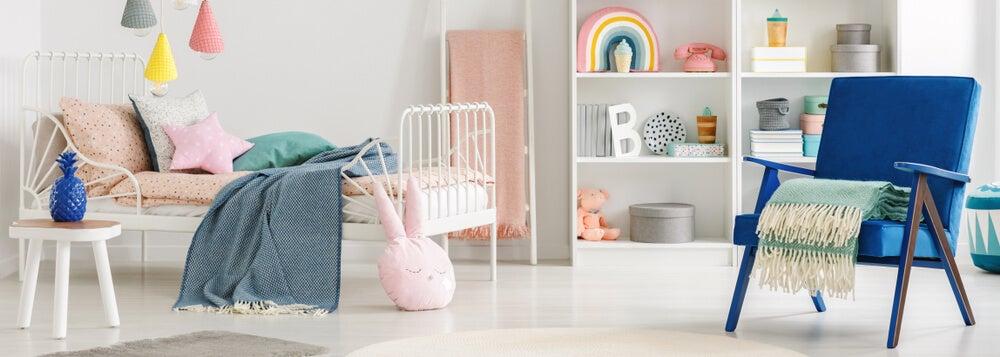 Mobiliario infantil: claves para no equivocarte