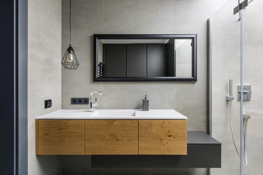 Espejos para el cuarto de baño.
