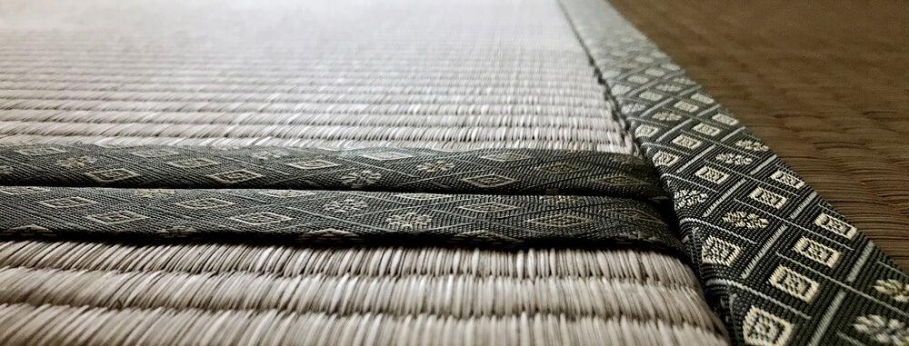 Esteras de fibras naturales.