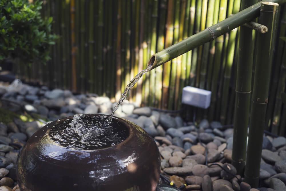 Fuente zen.
