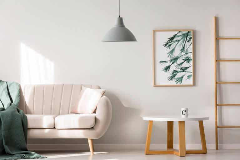 La sencillez como concepto decorativo del hogar