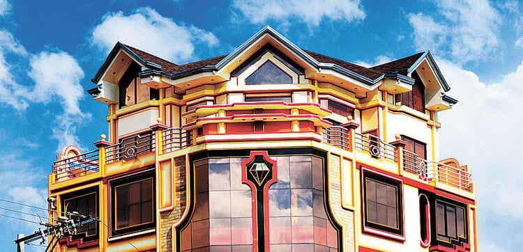 El cholet, la arquitectura neoandina de la opulencia