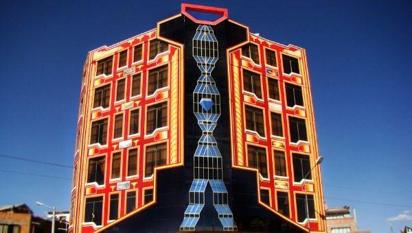 Arquitectura cholet.