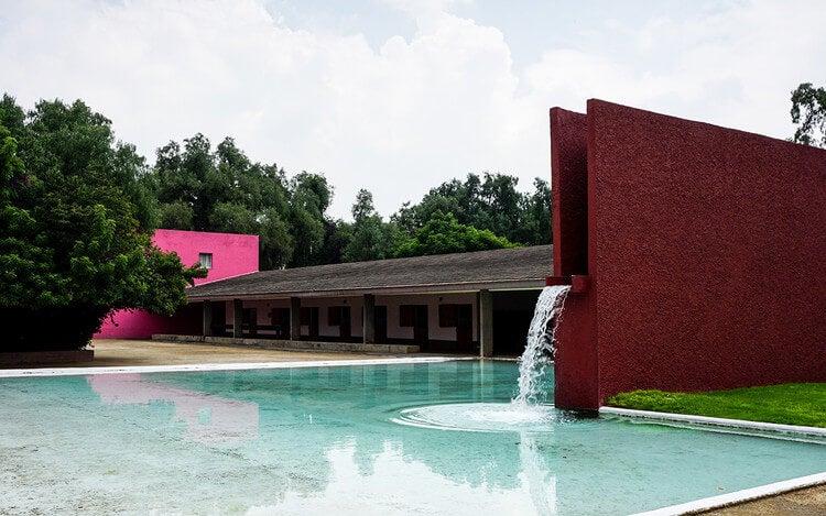 El color en la arquitectura de Luis Barragán