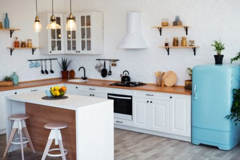 Cómo conseguir una cocina más sostenible.