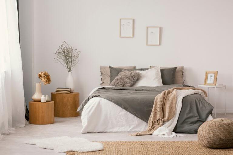 6 trucos para decorar una habitación al estilo zen
