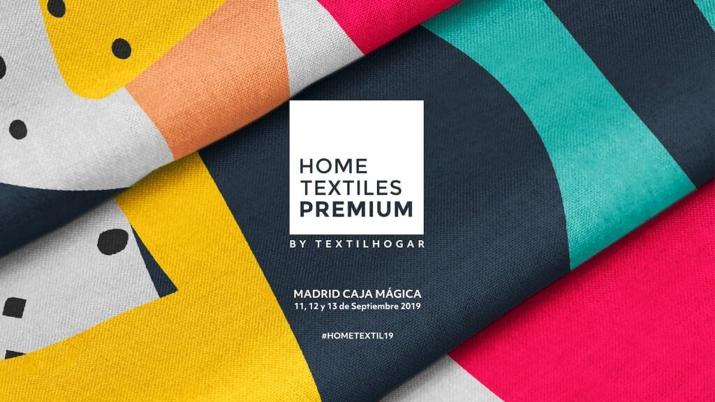 Home Textil Madrid 2019.
