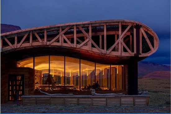 Hotel Tierra Patagonia.