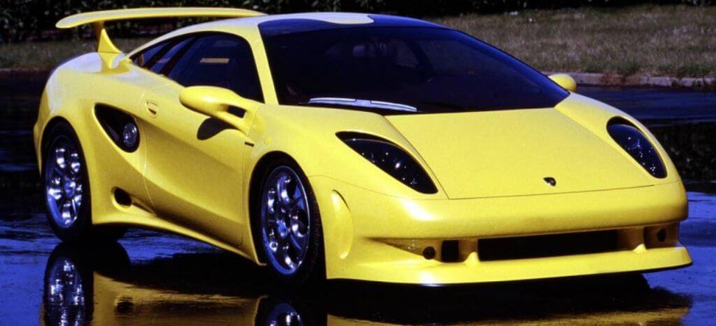 Lamborghini Cala.